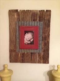 Photo Frame Ideas Best 25 Barn Wood Frames Ideas On Pinterest Diy Wood Picture