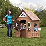 Big Backyard Savannah Playhouse by Amazon Com Big Backyard Bayberry Playhouse Toys U0026 Games