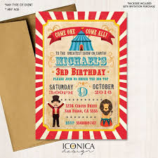 best 25 circus birthday invitations ideas on pinterest circus