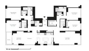 The Azure Floor Plan by Azure 333 East 91st Street Luxury Apartments Manhattan Scout