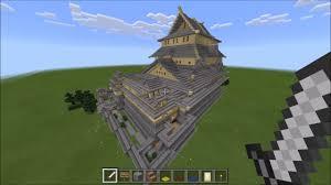 Himeji Castle Floor Plan Himeji Castle In Minecraft Pe 1 0 Youtube