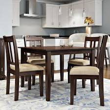 kitchen and dining furniture alcott hill primrose road 5 dining set reviews wayfair