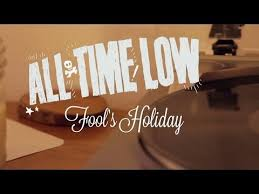 all time low fool s lyric