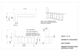 technical drawings by steven shugarts at coroflot com