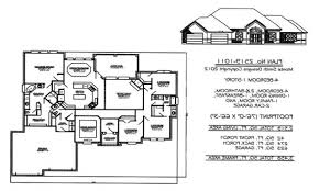 home design 1 story house plans ranch free printable ideas