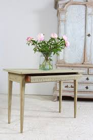 Swedish Painted Furniture Anton U0026 K Antique Swedish Painted Gustavian Console Table This