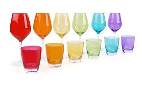 set bicchieri set bicchieri in vetro excelsa groupon goods