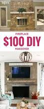 fireplace finishes diy concrete fireplace for less than 100 designer trapped in a
