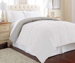 Hotel Down Alternative Comforter Down Alternative Reversible Comforter