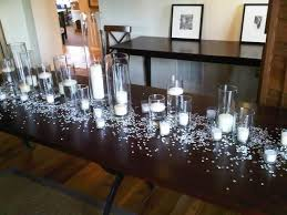 Wedding Table Centerpieces by Top 25 Best Rectangle Table Centerpieces Ideas On Pinterest