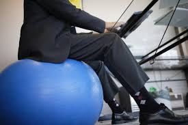 should you use exercise ball instead office chair greate