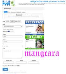 membuat id card bbm cukup 5 menit cara membuat id card online gratis mangcara