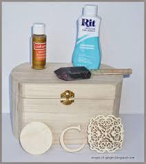 Will Rit Dye Stain My Bathtub Rit Dye Stained Jewelry Box Hometalk