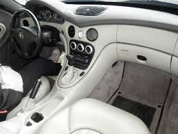 maserati gts interior 2001 maserati 3200 gt coupe in silver with only 47 000 klm and