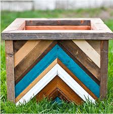70 diy planter box ideas modern concrete hanging pot u0026 wall planter