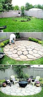 How To Build A Backyard Firepit Backyard Pits Ideas International Place