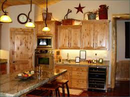 Kitchen Cabinet Plywood by Country Apple Kitchen Decor Theme Wooden Top Shelves Plywood Wall