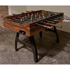 Amazon Foosball Table Amazon Com Foosball Bar Game Table Furniture Sports U0026 Outdoors