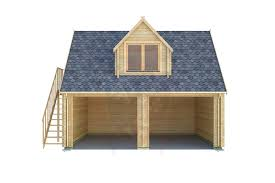 log cabin garages wood garages timber garages uk