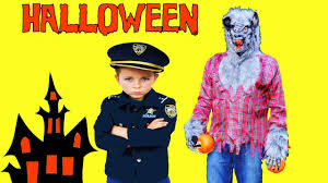 werewolfe and the stolen halloween pumpkins a youtube kid friendly