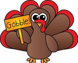 responds gobble gobble turkey when officer asks how much