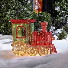 Outdoor Christmas Decor Amazon by 47 Best Outdoor Christmas Decorations Images On Pinterest