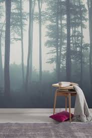 Interior Wallpaper Desings by Best 25 Forest Wallpaper Ideas On Pinterest Forest Bedroom