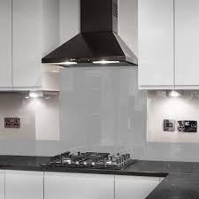 kitchen grey splashbacks 6mm thick back painted glass splashback
