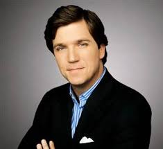 is tucker carlson s hair real carlson wife divorce salary and net worth