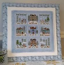 Country Cottage Needlework by Bluebird Cabin Country Cottage Needleworks Christmas Cross