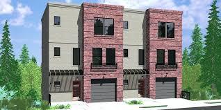 modern townhouse plans latest duplex house designs modern homes plans new modern duplex