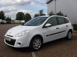 renault clio grandtour 1 5 dci 2012 for sale at the lhd place