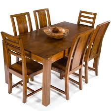 4 Dining Chairs Dining Set Accent Dining Table 160cm 4 Dining Chairs
