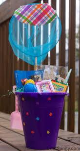 easter pails alternatives to the traditional easter basket flower pots sand