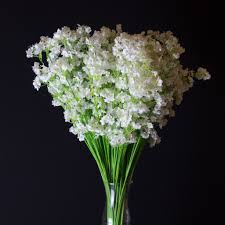 baby s breath flower artificial baby s breath filler flower for floral