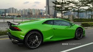 Lamborghini Huracan Gold - dmc gives lamborghini huracan a complete tune up w videos