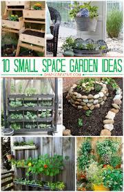 stunning small space garden ideas
