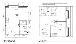senior housing floor plans senior living u2013 symphony of dyer
