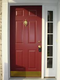 Red Front Doors Front Doors Awesome Red Paint For Front Door 52 Red Colors For