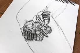 befuddled by body art learn how to paint tattoos