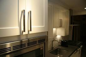 Square Bar Pull Cabinet Handle Brushed Nickel Stainless 14mm Stylish