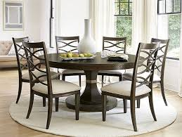 Dining Room Tables With Chairs Best 25 Round Dining Room Sets Ideas On Pinterest Formal Dining