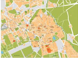vector maps marrakech vector map our cartographers made marrakech