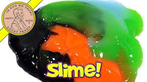 halloween slime 4 slimy characters youtube