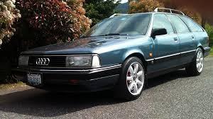 audi 200 avant 1991 audi 200 20v turbo quattro avant revisit german cars for