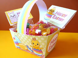 7 sweet printable easter baskets under 5 inhabitots