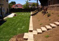 landscape sloping garden ideas archives christophersherwin