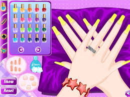 salon nails manicure games android apps on google play