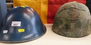 West German Flag A West German Military Helmet West German Flag Spanish Military