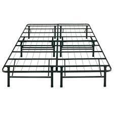 Metal Platform Bed Frames Metal Frame Platform Bed Genwitch